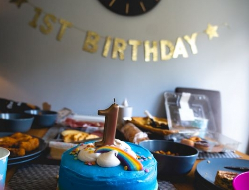 Easy at Home Birthday Parties for Kids